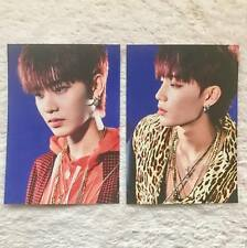 NCT 127 TAEIL LIMITLESS POSTCARD SET PHOTOCARD OFFICIAL CD KPOP