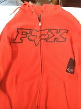 Hoodie By Fox Racing Retails For $69.50 On Sale Now Size M