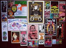 MELVINS Stoner Metal BIG BUSINESS King Buzzo Rock Concert mini Posters SET