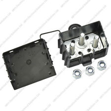 3 Way Bus Bar / Power Distribution Block - Automotive & Marine 300A Rated