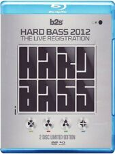 HARD BASS 2012 (BLU-RAY & DVD)  BLU-RAY + DVD NEU