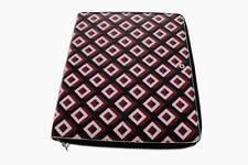 DIANE VON FURSTENBERG ~ $179 NEW PADDIE RED UNIVERSAL PORTFOLIO TABLET CASE NWT