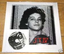 J.T. JT IV ~ COSMIC LIGHTNING ~ USA DRAG CITY AVANT GARDE PUNK LP + DVD 2008