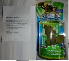 Skylanders Flocked Stump Smash Frito-Lay Promotion RARE!!! NEW SEALED