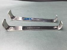 Dental CHEEK RETRACTOR SURGICAL DENTAL INSTRUMENT Tile type 1Pair