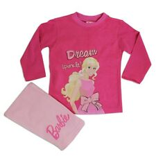 Girls Barbie Dream Pretty Pyjamas Set Disney HOT PINK 3 Years Height 94cm