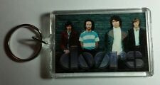 AS-IS THE DOORS JIM MORRISON GROUP PHOTO BAND MUSIC KEY CHAIN KEYCHAIN