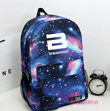 BIGBANG G-DRAGON TAEYANG BAG BACKPACK SCHOOLBAG BLUE KPOP NEW
