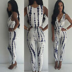 New Women Sleeveless Party Jumpsuit Sexy Backless Pants Romper Playsuit Clubwear