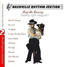Vol. 1-Keep On Dancing (Country Style Swing) - Nashville Rh (2013, CD NEUF) CD-R