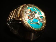 1966 Bulova Accutron 214 SPACEVIEW -  Speidel Band -not running - needs service