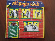 All Night Rock Charly 10 inch Rockabilly comp lp