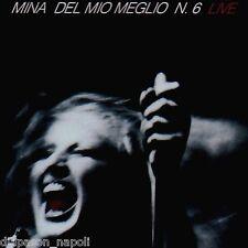 Mina: Del Mio Meglio N.6 Live - CD