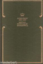 *- Nobelpreis für LITERATUR 1904-1905  - MISTRAL/Echegaray/SIENKIEWICZ  gebun