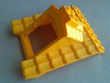 LEGO Duplo Puppenhaus Bauernhof Dach Dachstein Baustein orange Haus 51384