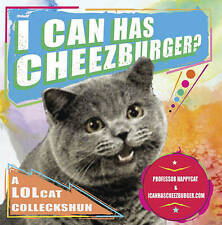 I Can Has Cheezburger? - Professor Happycat - Hardback