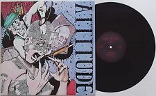 "Attitude - To Whom It May Concern 12"" Adjustment Verbal Abuse Condemned To Death"