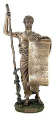 Hippocrates of Cos Holding Hippocratic Oath Physician Statue Sculpture Figure