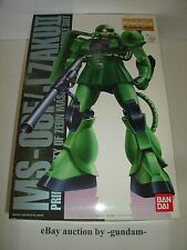 Master Grade MS-06F/J Zaku II Coating Version Bandai Limited MG Gundam model kit