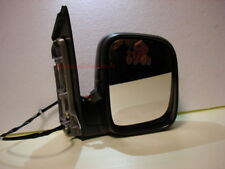 VW CADDY 2004-2010 Right Electric Wing Door Mirror Left Hand Drive Heated Glass