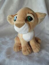 VINTAGE NALA BABY CUB PLUSH AUTHENTIC DISNEY LION KING  MATTEL 1993