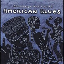 Putumayo Presents: American Blues by Various Artists (CD, Aug-2003, 14 TRKS! BB!
