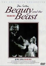 Criterion Collection Beauty and The Beast  1946- UK Region 2 Compatible DVD Jean