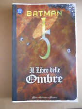 BATMAN : Il Libro delle Ombre - Book DC Play Press 1999  [G485]
