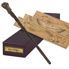 Universal Studios Interactive Ron Weasley Wand From Harry Potter New w Box