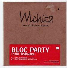 (EZ703) Block Party, I Still Remember - 2007 DJ CD