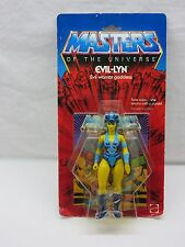 MOTU,Vintage,EVIL-LYN,Masters of the Universe,MOC,carded,Sealed,figure,He-Man