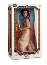 """Authentic Disney Store Limited Edition ALADDIN 1 of 3500 worldwide! 17"""" Doll"""