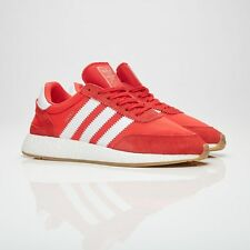 Adidas Originals INIKI Runner BB2091 Red Men Size US 10 NEW 100% Authentic