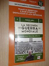 DVD N° 1 LA SECONDA GUERRA MONDIALE MIELI L'EUROPA ALLA VIGILIA DEL CONFLITTO
