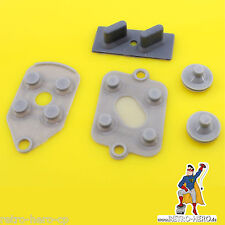 Super Nintendo SNES Conductive Rubber Silicon Gummi Pads Controller Repair repla