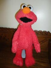 Elmo Backpack Sesame Street Product 17 inch Zipper Compartment