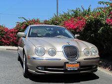 Jaguar: S-Type 4dr Sdn V6