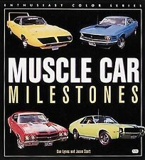 Muscle Car Milestones (Enthusiast Color)-ExLibrary