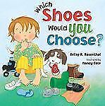 Which Shoes Would YOU Choose?-ExLibrary