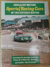 Specialist British Sports Racing Cars of the 50's and 60's
