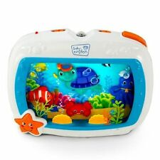 Baby Einstein Sea Dreams SOOTHER, 4 Soothing Modes Baby SLEEP SOOTHER