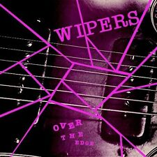 "Wipers - ""Over the Edge"" LP *sealed* Jackpot Records"