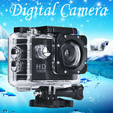 "2"" HD 1080P Action DV Sport Digital Camera Recorder Waterproof Camcorder Trusty"