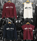 LINE UP THE BITCHES VEST T SHIRT SWEAT TOP or HOODIE wasted youth celine paris