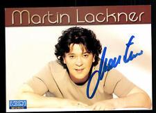 Martin Lackner Autogrammkarte Original Signiert ## BC 43646