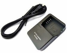 Battery Charger for FUJIFILM NP-W126 BC-W126 NP-W126S Brand New