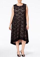 R&M Richards Women Lace Dress US12= AU14-16 RRP$200