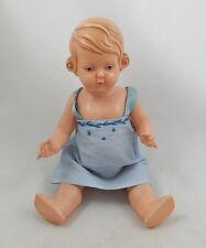 antik Schildkröt Zelluloid Puppe Gelenkpuppe antique celluloid doll