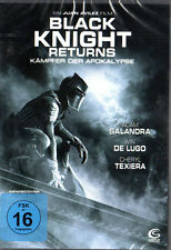 The Black Knight Regresa - Luchador el Apocalipsis DVD nuevo y emb. orig.