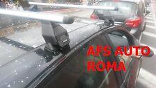 BARRE PORTATUTTO ALLUMINIO PER FIAT PUNTO EVO 5 P.2009 OMOLOGATO MADE IN ITALY